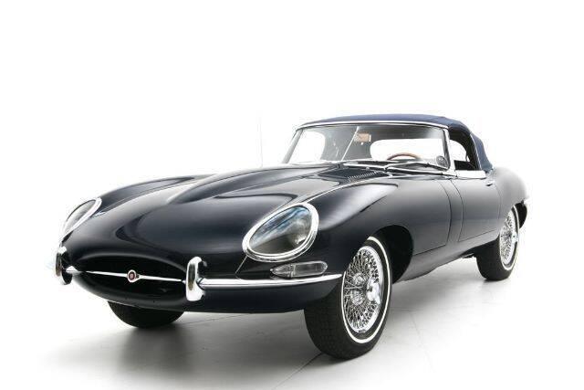1966 Jaguar E-Type for sale at Classic Car Deals in Cadillac MI