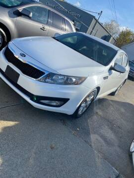 2013 Kia Optima for sale at Bob Luongo's Auto Sales in Fall River MA