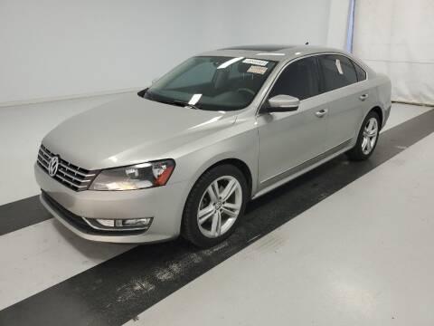 2012 Volkswagen Passat for sale at A.I. Monroe Auto Sales in Bountiful UT
