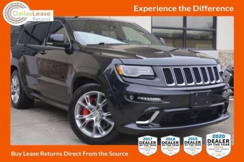 2015 Jeep Grand Cherokee for sale at Dallas Auto Finance in Dallas TX