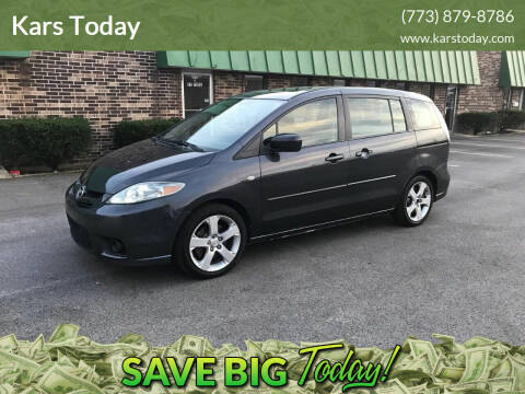 2006 Mazda MAZDA5 for sale at Kars Today in Addison IL