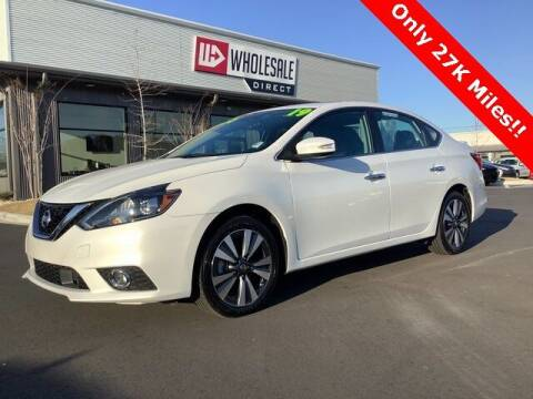 2019 Nissan Sentra for sale at Wholesale Direct in Wilmington NC
