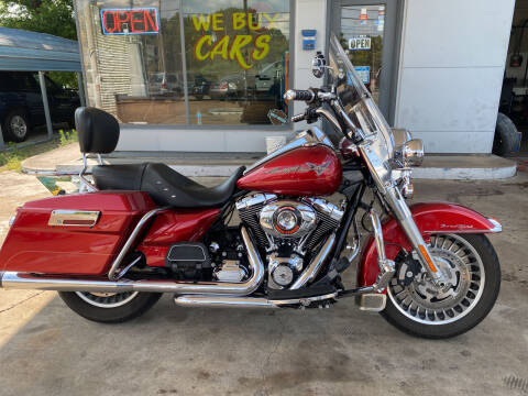 2013 Harley-Davidson flhr road king for sale at The Auto Lot and Cycle in Nashville TN