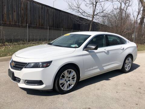 2015 Chevrolet Impala for sale at Posen Motors in Posen IL