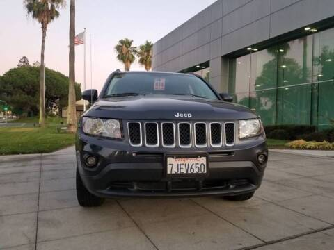 2014 Jeep Compass for sale at Top Motors in San Jose CA