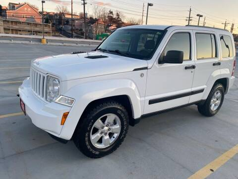 2012 Jeep Liberty for sale at JG Auto Sales in North Bergen NJ