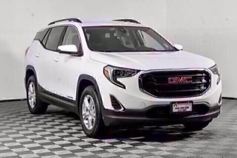 2021 GMC Terrain for sale at Chevrolet Buick GMC of Puyallup in Puyallup WA