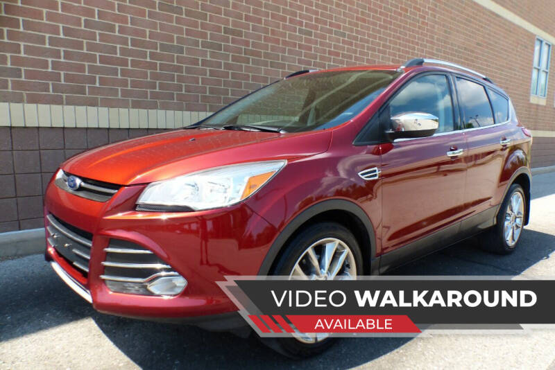 2014 Ford Escape for sale at Macomb Automotive Group in New Haven MI