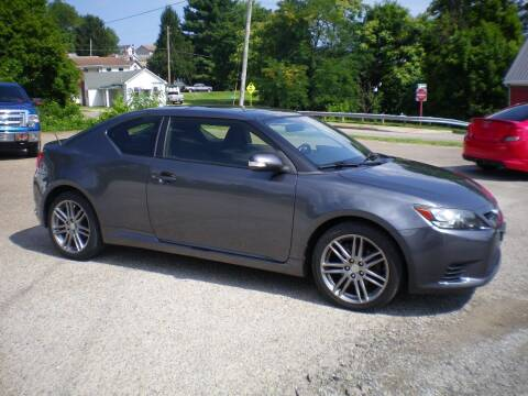 2013 Scion tC for sale at Starrs Used Cars Inc in Barnesville OH