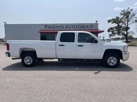 2010 Chevrolet Silverado 2500HD for sale at PHOENIX AUTO GROUP in Belton TX