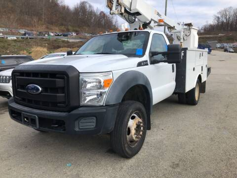 2011 Ford F-450 Super Duty for sale at The Car Cove, LLC in Muncie IN