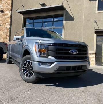 2021 Ford F-150 for sale at Unlimited Auto Sales in Salt Lake City UT