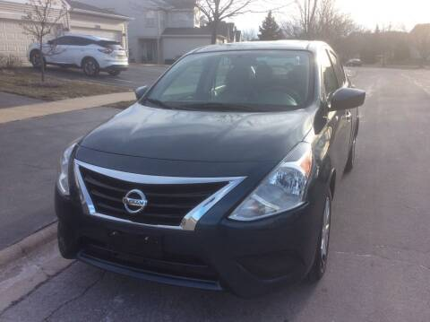 2016 Nissan Versa for sale at Luxury Cars Xchange in Lockport IL
