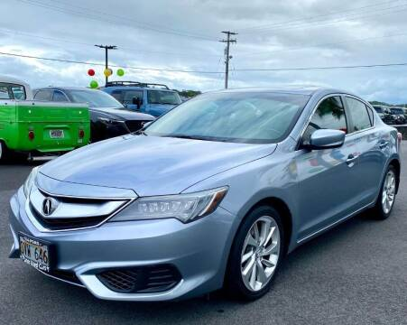 2016 Acura ILX for sale at PONO'S USED CARS in Hilo HI