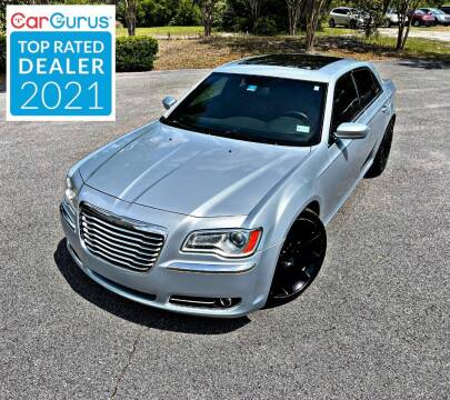 2013 Chrysler 300 for sale at Brothers Auto Sales of Conway in Conway SC