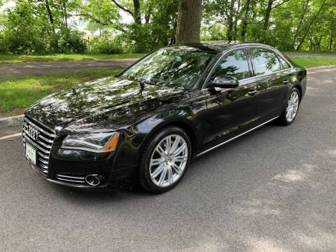 2011 Audi A8 L for sale at Crazy Cars Auto Sale in Jersey City NJ