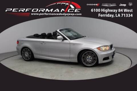 2011 BMW 1 Series for sale at Auto Group South - Performance Dodge Chrysler Jeep in Ferriday LA