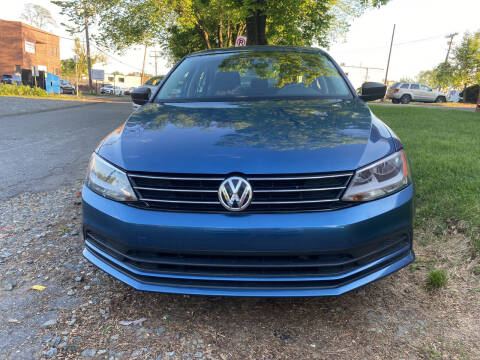 2016 Volkswagen Jetta for sale at Auto Wholesalers Of Rockville in Rockville MD