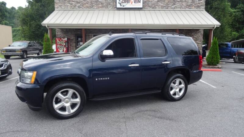 2008 Chevrolet Tahoe for sale at Driven Pre-Owned in Lenoir NC