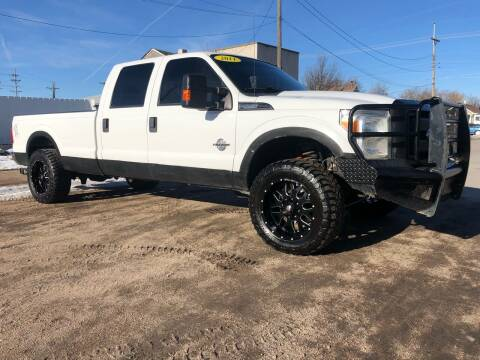 2011 Ford F-250 Super Duty for sale at El Tucanazo Auto Sales in Grand Island NE