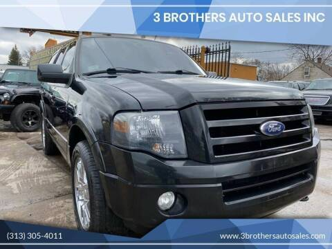 2010 Ford Expedition for sale at 3 Brothers Auto Sales Inc in Detroit MI
