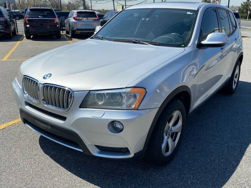 2011 BMW X3 for sale at MAGIC AUTO SALES - Magic Auto Prestige in South Hackensack NJ