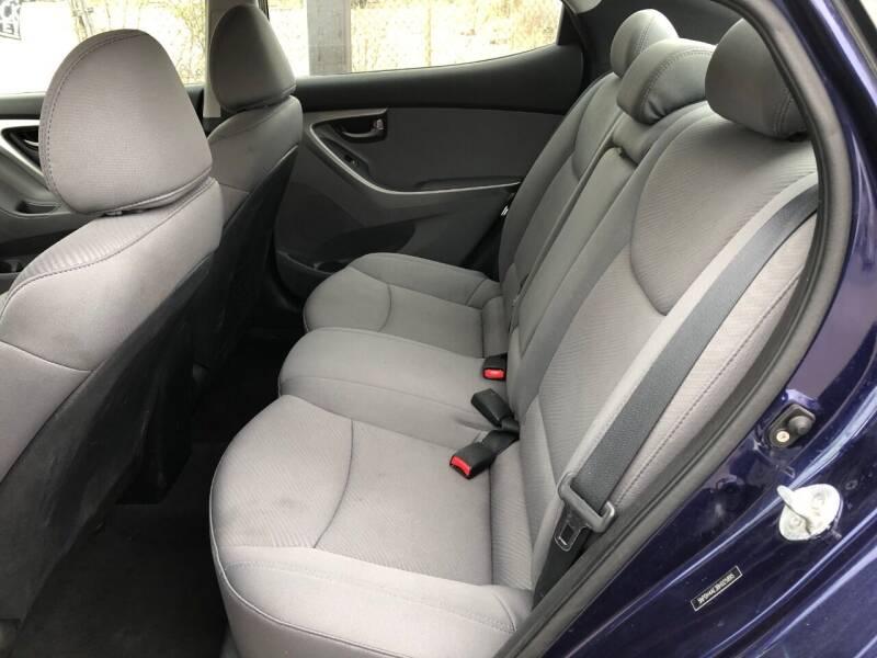 2011 Hyundai Elantra GLS 4dr Sedan 6A - Cincinnati OH