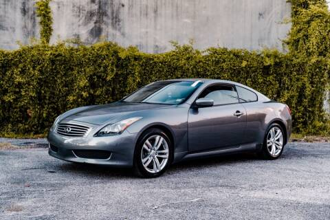 2010 Infiniti G37 Coupe for sale at Private Club Motors in Houston TX