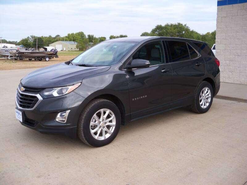 2018 Chevrolet Equinox for sale at Tyndall Motors in Tyndall SD