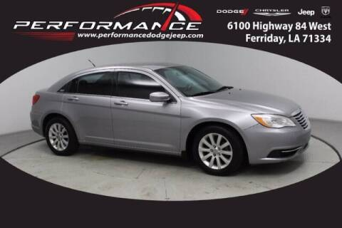 2013 Chrysler 200 for sale at Auto Group South - Performance Dodge Chrysler Jeep in Ferriday LA