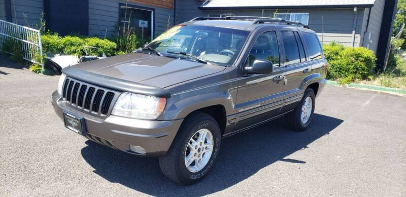 2000 Jeep Grand Cherokee for sale at Persian Motors in Cornelius OR