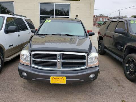 2004 Dodge Durango for sale at Brothers Used Cars Inc in Sioux City IA