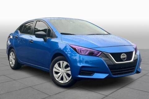 2020 Nissan Versa for sale at CU Carfinders in Norcross GA