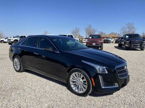 2014 Cadillac CTS for sale at BERKENKOTTER MOTORS in Brighton CO
