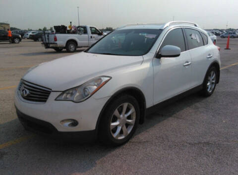 2010 Infiniti EX35 for sale at HW Used Car Sales LTD in Chicago IL
