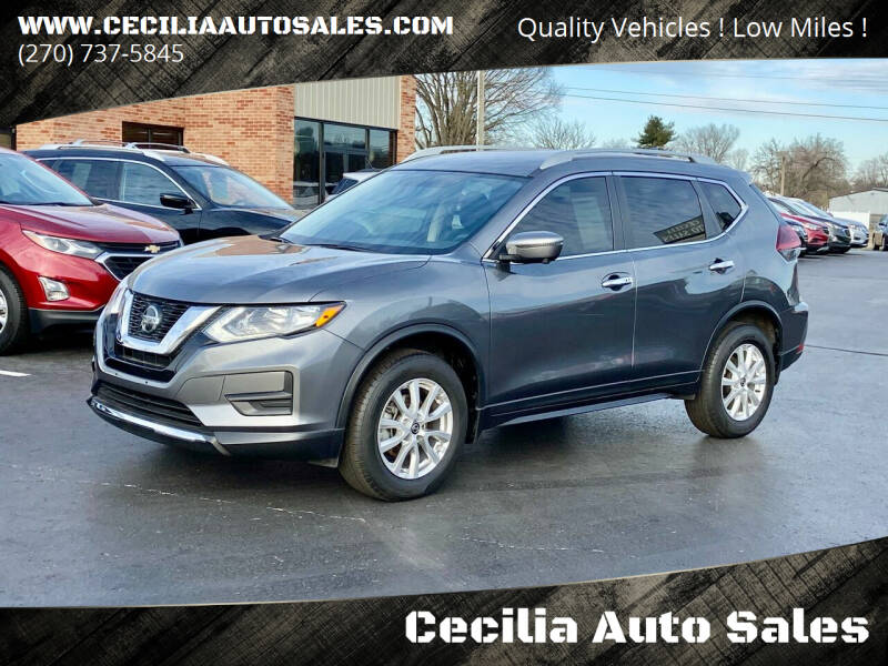 2018 Nissan Rogue for sale at Cecilia Auto Sales in Elizabethtown KY