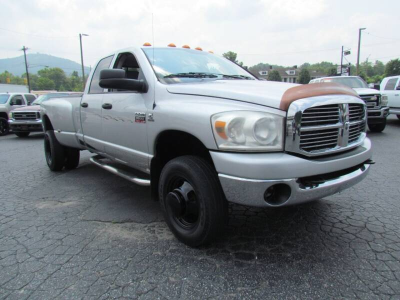 2009 Dodge Ram Pickup 3500 for sale at Hibriten Auto Mart in Lenoir NC