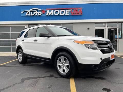 2013 Ford Explorer for sale at AUTO MODE USA in Burbank IL