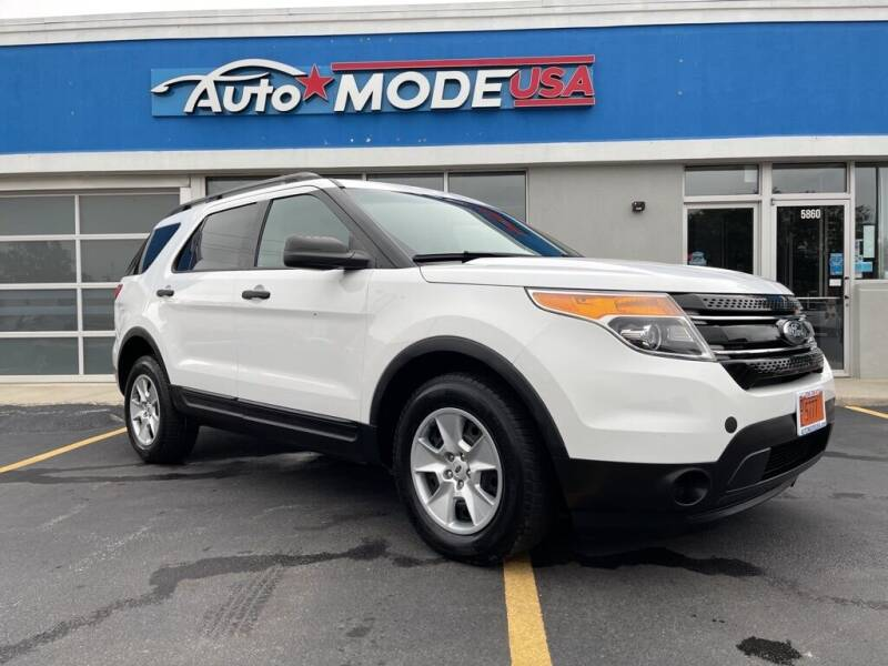 2013 Ford Explorer for sale at Auto Mode USA of Monee - AUTO MODE USA-Burbank in Burbank IL