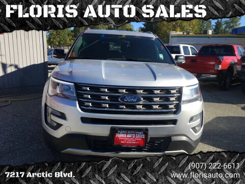 2017 Ford Explorer for sale at FLORIS AUTO SALES in Anchorage AK