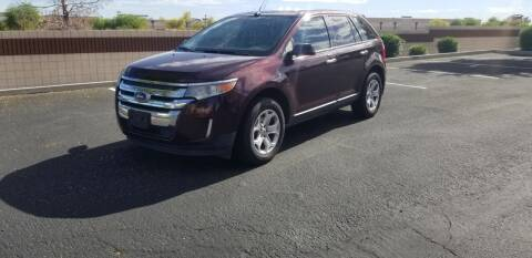 2011 Ford Edge for sale at Sooner Automotive Sales & Service LLC in Peoria AZ