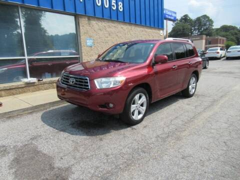2008 Toyota Highlander for sale at Southern Auto Solutions - 1st Choice Autos in Marietta GA