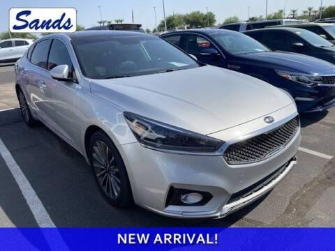 2018 Kia Cadenza for sale at Sands Chevrolet in Surprise AZ