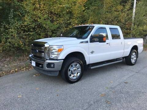 2013 Ford F-350 Super Duty for sale at Renaissance Auto Wholesalers in Newmarket NH