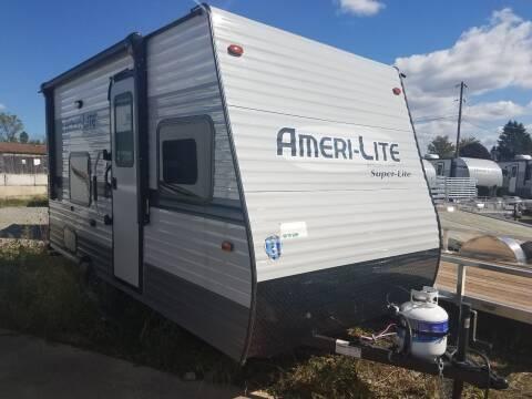 2020 Gulf Stream Ameri-Lite 16BHC for sale at J.R.'s Truck & Auto Sales, Inc. in Butler PA