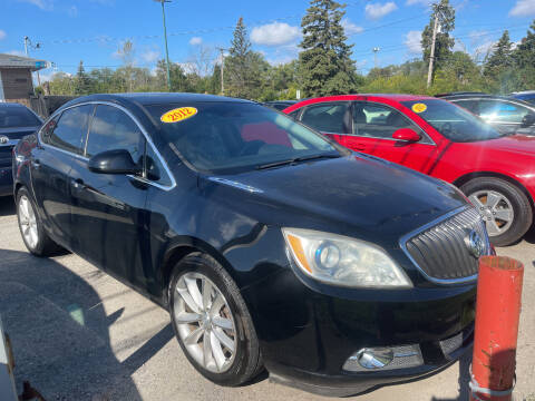 2012 Buick Verano for sale at I57 Group Auto Sales in Country Club Hills IL
