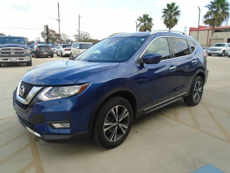 2018 Nissan Rogue for sale at Houston Auto Emporium in Houston TX