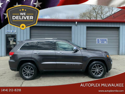2017 Jeep Grand Cherokee for sale at Autoplex Milwaukee in Milwaukee WI