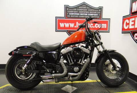2011 Harley-Davidson FORTY EIGHT for sale at Certified Motor Company in Las Vegas NV