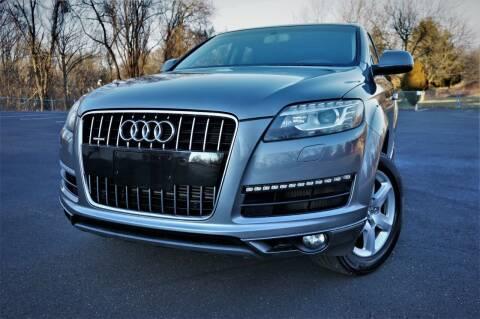 2011 Audi Q7 for sale at Speedy Automotive in Philadelphia PA